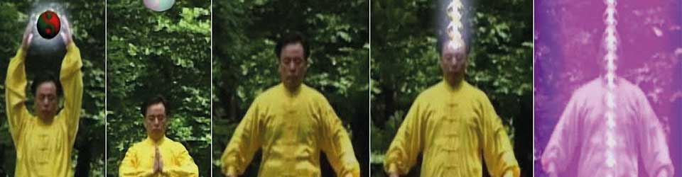 Qi Gong Übung - Der Himmelsdrache mit Chunjin Xiong